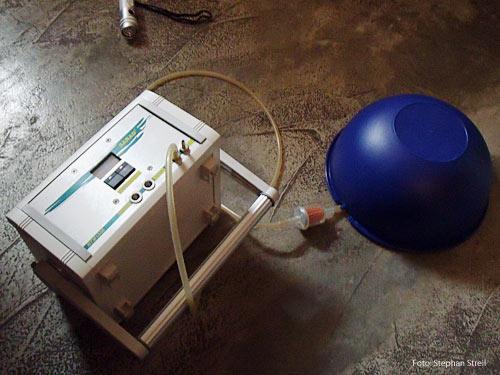 Radon-Quellensuche