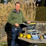 Kundenstimme Grundstücksuntersuchung Geräte