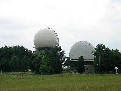 Radar – Funkstrahlung Kilometerweit