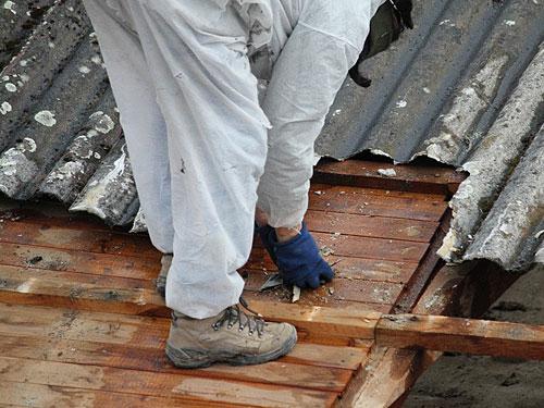 Asbestzement, Eternit, Asbest-Richtlinie
