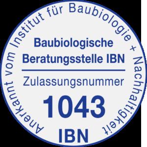 Siegel Beratungsstelle IBN